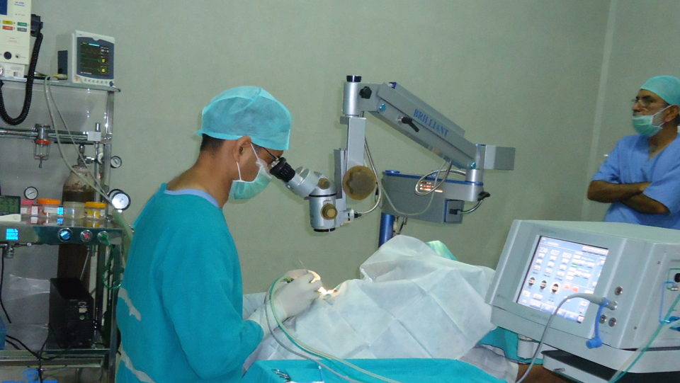 Laser Cataract Surgery at Eye360 - Param Jyoti Eye Center