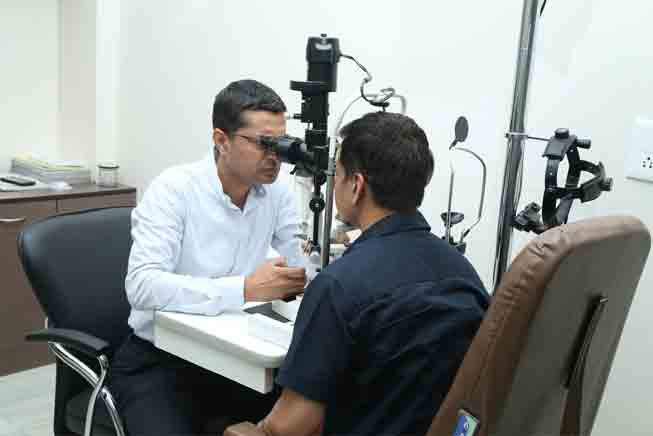 Eye360 - Param Jyoti Eye Center Facility Tour